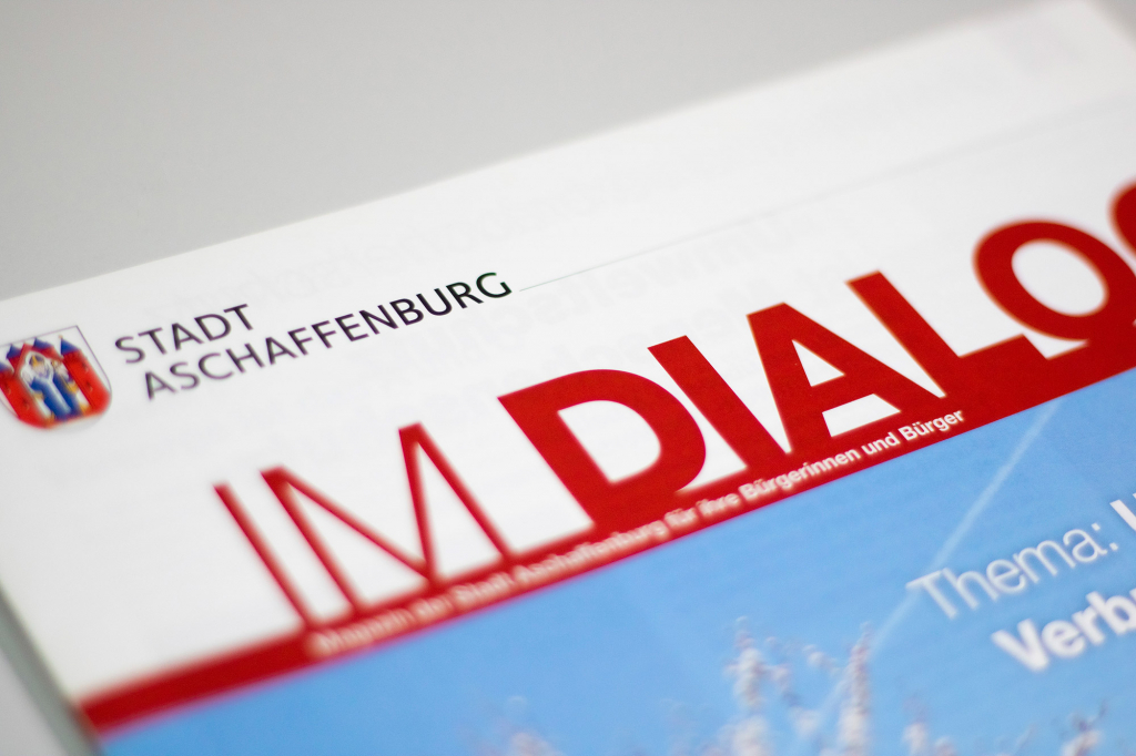 im Dialog: Bürgerzeitung der Stadt Aschaffenburg