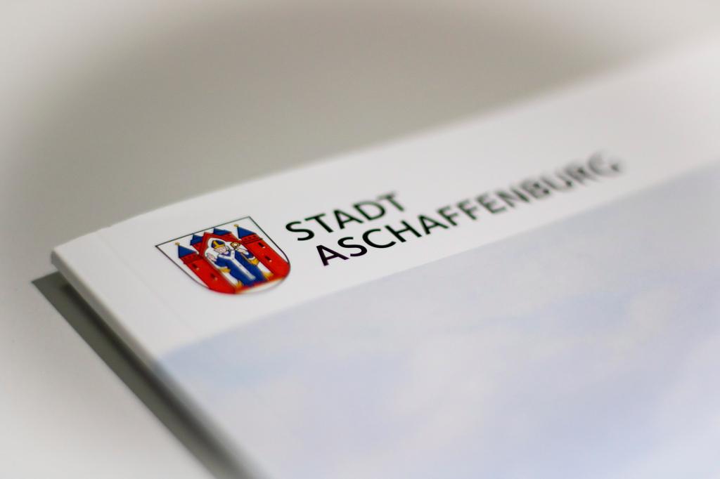 Jahresbericht der Stadt Aschaffenburg