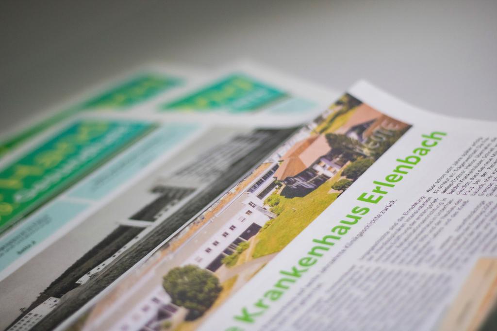 Die Klinikzeitung der Helios-Klinik Erlenbach