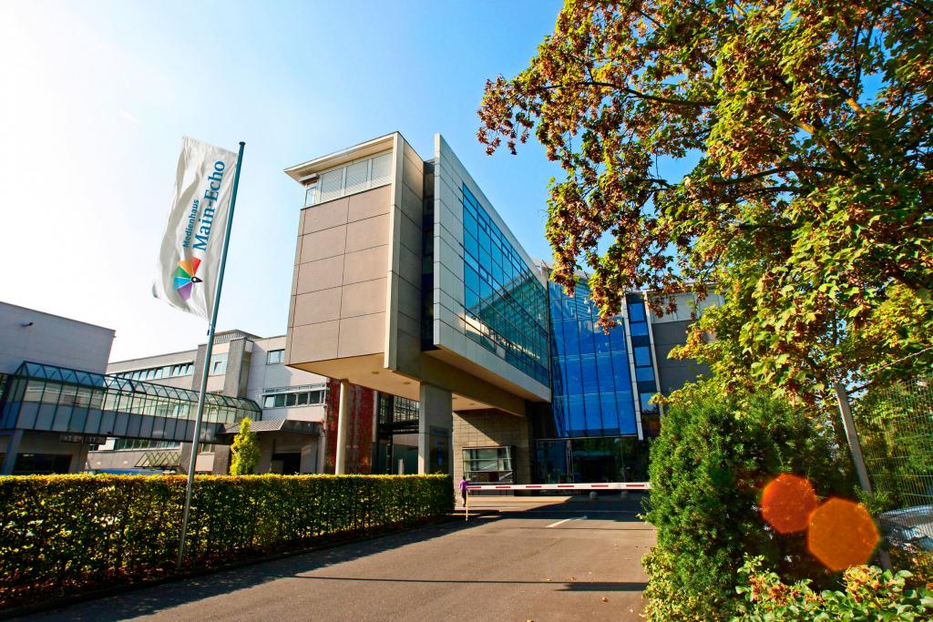 Medienhaus-Main-Echo: Firmensitz in Aschaffenburg