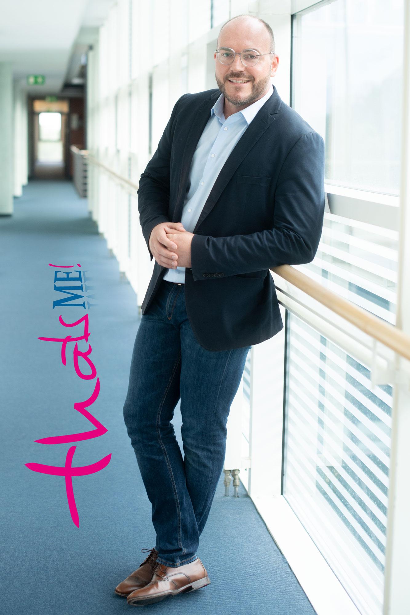 Maik Kreutz: Sales Manager Corporate Publishing